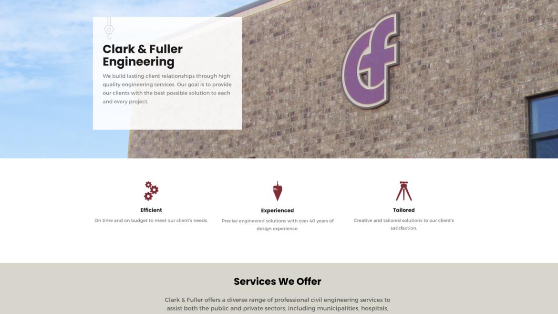 Clark-Fuller – Woodward Creative Group